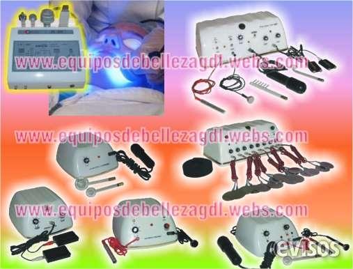 Electroestimuladores faciales y corporales
