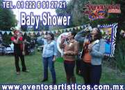 baby shower, show para baby shower