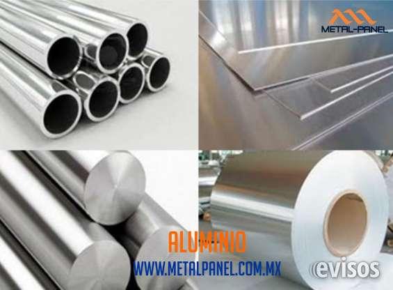 Acero inoxidable, aluminio tijuana