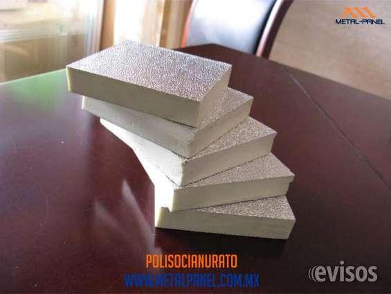Placas de aislakor (polisocianurato) tijuana