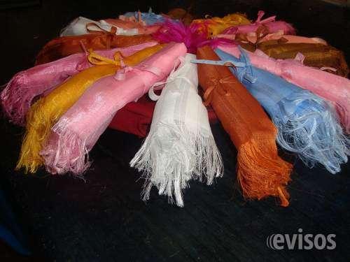 Chalina o pashmina diversos colores