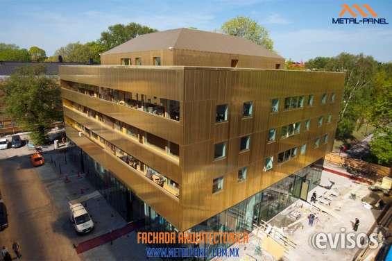 Fachada arquitectonica tijuana