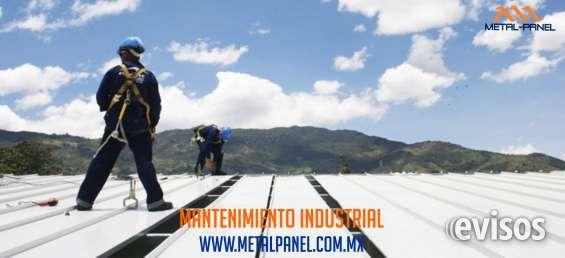 Mantenimiento industrial preventivo, correctivo y ampliaciones tijuana