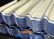 Lamina acanalada r72 (r-72) de acero Ensenada