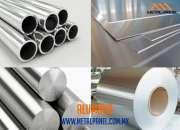 Acero inoxidable, aluminio Mexicali