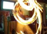 Show de fuego para Carnaval y Desfiles
