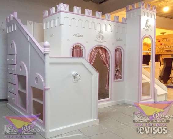 Castillos y casitas para princesas