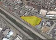 Renta de Terreno 2 hectáreas Zona Rio 3ra Etapa