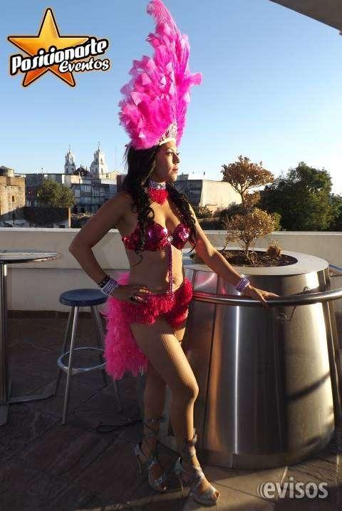 Show de bailarinas: carnaval, desfiles, eventos