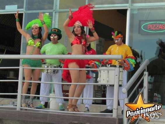Show de batucada: carnaval, desfiles, eventos
