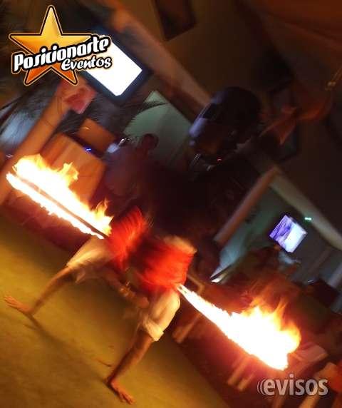 Show de fuego: carnaval, eventos, desfiles