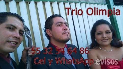 Trios en la ciudad de mexico 2018