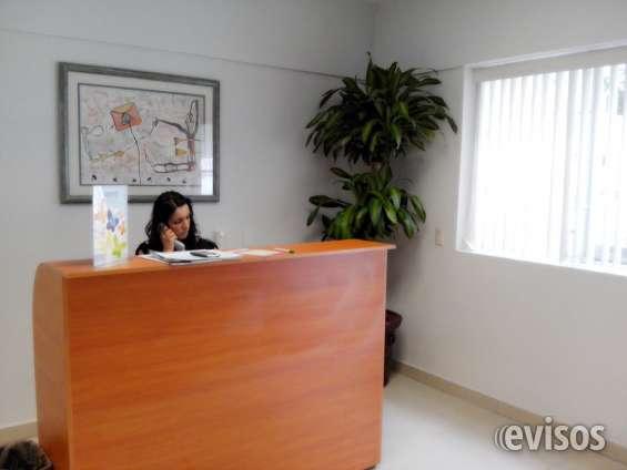 Promocion en la renta de oficinas ejecutivas con el primer mes gratis y $500 de descuento!