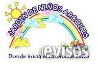 Preescolar jardin de niños arcoiris y guarderia