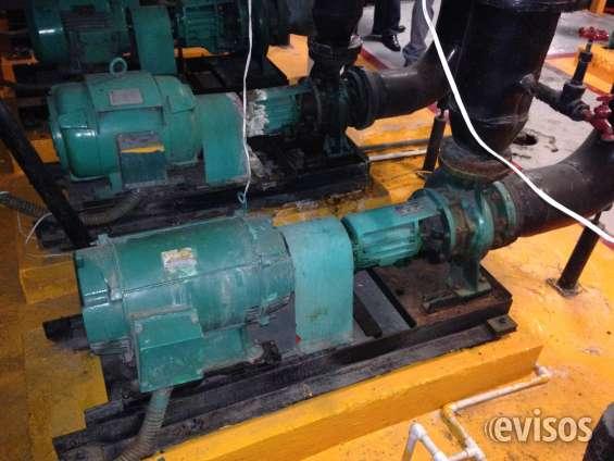 Bombas y equipos para manejo de agua, bombas y equipos disponibles