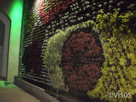 Muros verdes y muros llorones