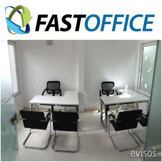 Oficina para 3 personas en zona providencia