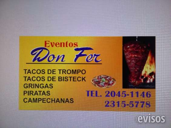 Eventos don fer en monterrey