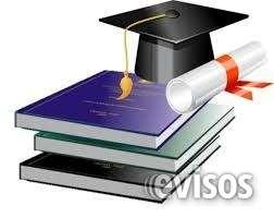Asesorías de tesis de grado y trabajos estadísticos