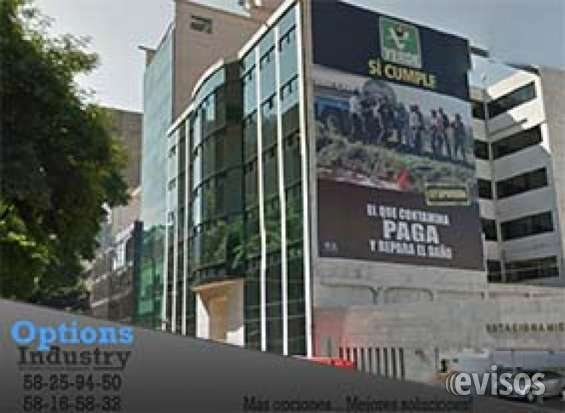 Oficinas en renta cerca de monumento a la revolución