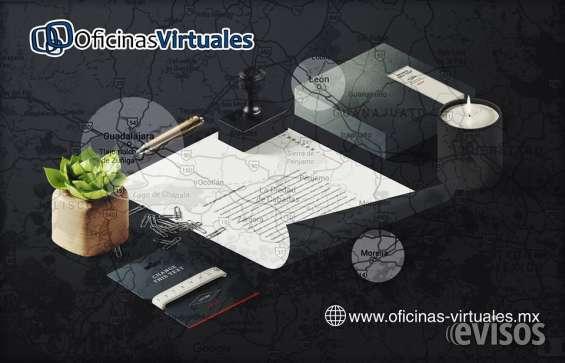 Sabes que es una oficina virtual?? nooo, pues llama y te explico