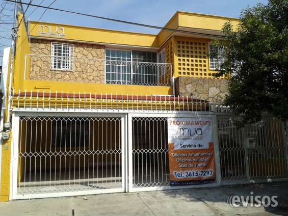 Mva business center inmobiliaria cuenta con el mejor servicio de oficinas en renta!!!