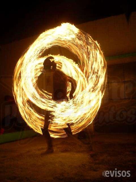 Fuego, show de fuego para eventos y fiestas