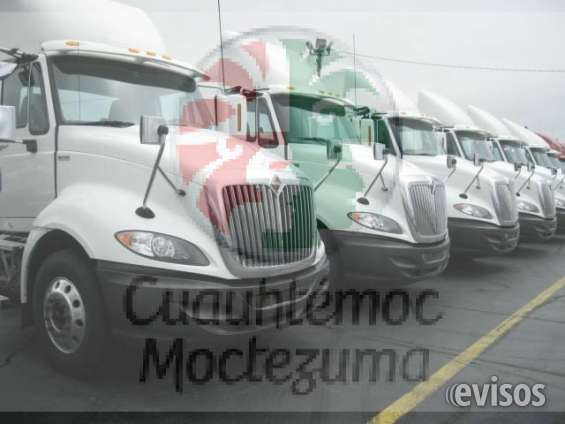 Prostar internacional modelo 2011 remate industrial