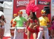 Batucada, batucada show: eventos y fiestas