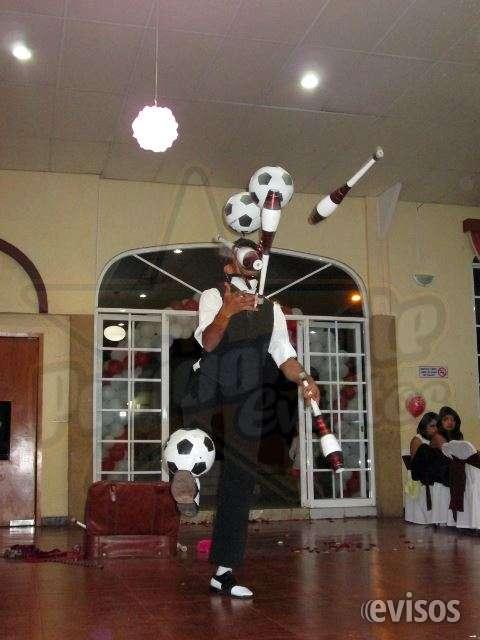 Malabares, show de malabares: eventos y fiestas