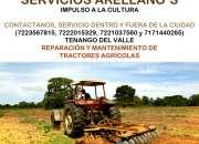 Reparación Agrícola Servicios