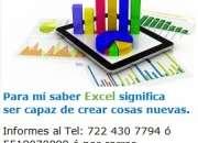 Taller de Excel Avanzado VBA (aplicado a negocios) Toluca