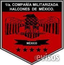 Academia militarizada halcones de mèxico. a.p.
