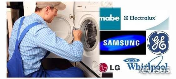 Reparacion de centros de lavado mabe