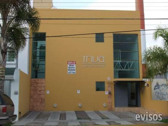 Ven y renta oficinas amuebladas en renta con servicios de 1er nivel!