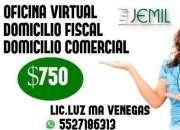 OFICINAS VIRTUALES ,DOMICILIO FISCAL Y COMERCIAL