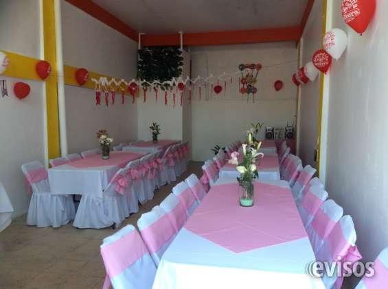 Salon de fiesta ajusco coy