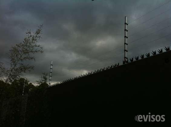 Mantenimiento a cerca electrificada