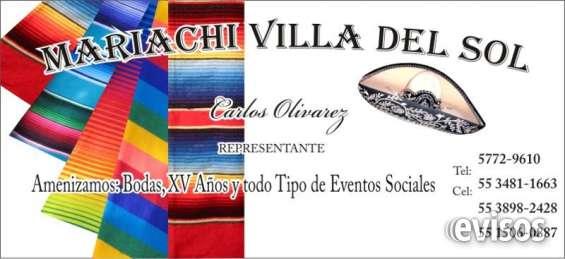 Mariachis en tlalnepantla 5534811663 para serenatas