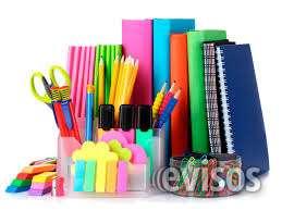 Empaca artículos escolares desde casa