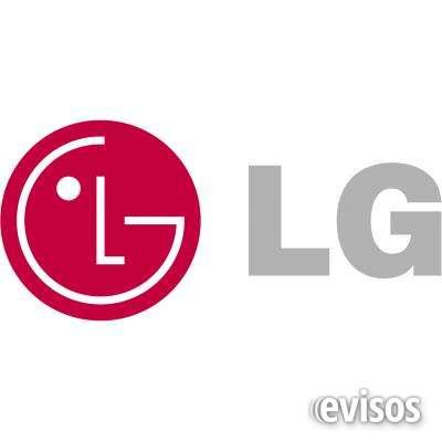 Servicio tecnico especializado lg