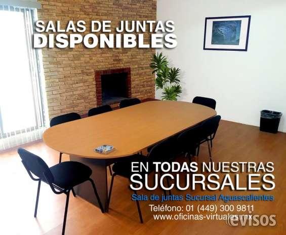 Aparta nuestra nueva sala de juntas para tu próxima reunión de negocios