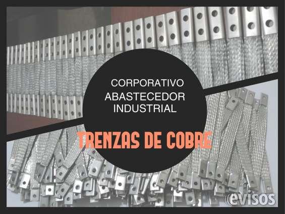 Trenzas de cobre para tableros
