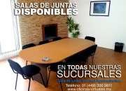 Sala de juntas para promoción de sus productos, conferencias, atención de sus clientes