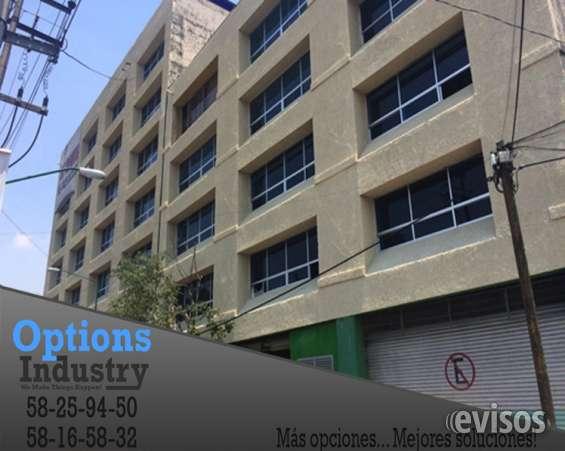 Edificio en renta en iztacalco