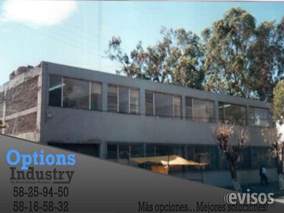 Edificio en renta tlatelolco