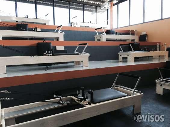 Venta de camas de pilates reformer clasico nuestros clientes nos respaldan.