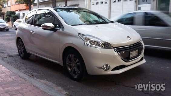 Peugeot 208, unico dueño, 2014 gran oportunidad