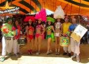 Show de Batucada - Show para graduaciones