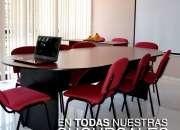 Sala de juntas para tus reuniones con clientes